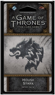A Game of Thrones LCG House Stark Intro Deck | Merchandise