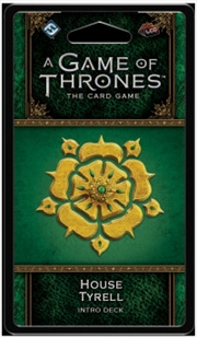 A Game of Thrones LCG House Tyrell Intro Deck | Merchandise