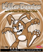 Killer Bunnies Quest Caramel Swirl Booster | Merchandise