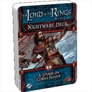 Lord of the Rings LCG - A Storm on Cobas Haven Nightmare Deck | Merchandise