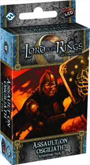 Lord of the Rings LCG - Assault on Osgiliath | Merchandise