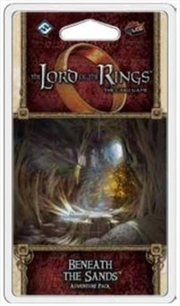 Lord of the Rings LCG - Beneath the Sands Adventure Pack | Merchandise
