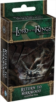 Lord of the Rings LCG - Return to Mirkwood | Merchandise