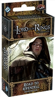 Lord of the Rings LCG - Road to Rivendell | Merchandise