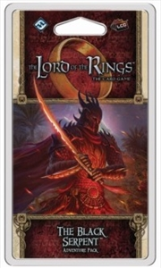 Lord of the Rings LCG - The Black Serpent Adventure Pack | Merchandise