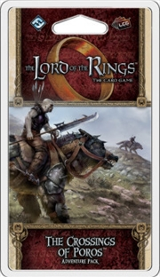 Lord of the Rings LCG - The Crossings of Poros Adventure Pack