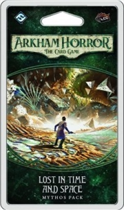 Arkham Horror LCG: Lost in Time and Space   Merchandise