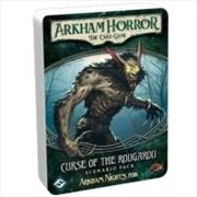 Arkham Horror LCG Curse of the Rougarou Scenario Pack | Merchandise