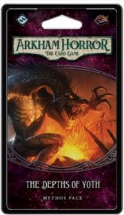 Arkham Horror LCG - The Depths of Yoth Mythos Pack | Merchandise
