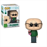 South Park - Mr Garrison Pop!