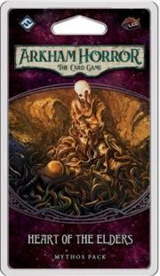 Arkham Horror LCG - Heart of the Elders Mythos Pack | Merchandise