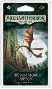 Arkahm Horror LCG: The Miskatonic Museum   Merchandise