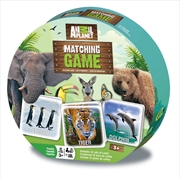 Animal Planet Matching Game