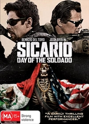 Sicario - Day Of The Soldado