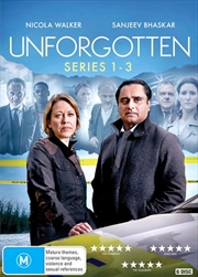 Unforgotten - Series 1-3 | Boxset