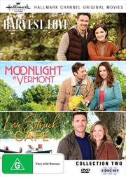 Hallmark - Harvest Love / Love Struck Cafe / Moonlight In Vermont - Collection 2