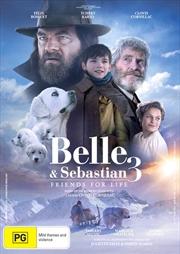 Belle And Sebastian 3 | DVD
