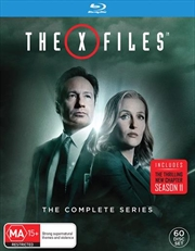 X-Files - Season 1-11 | Complete Series, The | Blu-ray