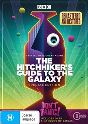 Hitchhikers Guide To The Galaxy - 40th Anniversary Edition, The