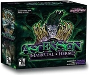 Ascension (4th Set): Immortal Heroes | Merchandise