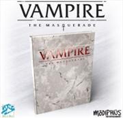 Vampire the Masquerade 5th Edition Deluxe (Alt Cover - Hardback - Full Colour)