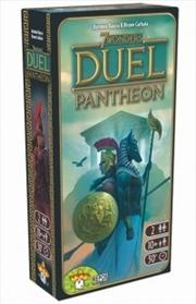7 Wonders Duel Pantheon | Merchandise