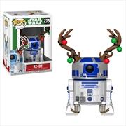 Star Wars - R2-D2 with Antlers Pop! Vinyl | Pop Vinyl