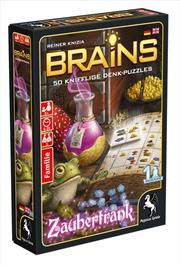 Brains Magic Potion   Merchandise