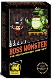 Boss Monster the Dungeon Building Card Game | Merchandise