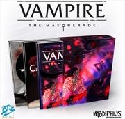 Vampire the Masquerade Slipcase Set (3 Books in Slipcase)   Merchandise