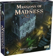 Mansions of Madness Streets of Arkham | Merchandise