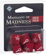 Mansions Of Madness Dice Pack | Merchandise