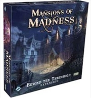 Mansions of Madness Beyond the Threshold 2nd Edition | Merchandise
