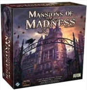 Mansions of Madness 2nd Edition   Merchandise