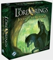 Lord of the Rings - Journey to Mordor