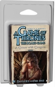 A Game Of Thrones Board Game: A Dance With Dragons Expansion | Merchandise