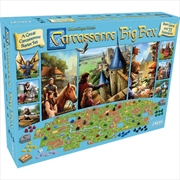 Carcassonne Big Box 2017 | Merchandise