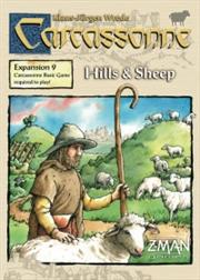 Carcassonne Expansion 9 Hills & Sheep   Merchandise
