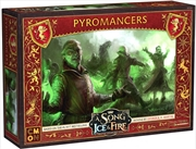 A Song of Ice and Fire TMG - Pyromancers