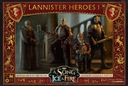 A Song of Ice and Fire TMG - Lannister Heroes 1