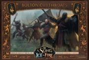 A Song of Ice and Fire TMG - Botlon Cutthroats   Merchandise