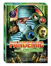 Pandemic State Of Emergency   Merchandise