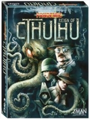 Pandemic Reign Of Cthulhu   Merchandise