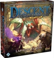 Descent 2nd Edition the Labyrinth of Ruin | Merchandise