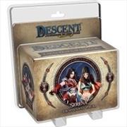 Descent 2nd Edition Serena Lieutenant   Merchandise