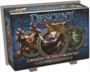 Descent 2nd Edition Crusade of the Forgotten | Merchandise