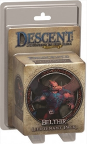 Descent 2nd Edition Belthir Lieutenant | Merchandise