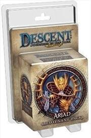 Descent 2nd Edition Ariad Lieutenant | Merchandise