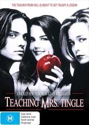 Teaching Mrs. Tingle | DVD
