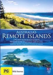 Australia's Remote Islands | DVD